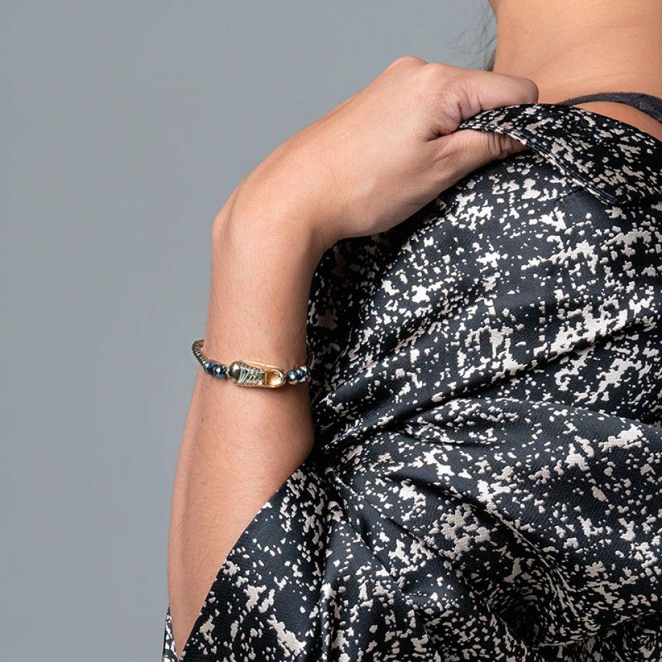 Bracelet Cours Toujours Dore Dore Taratata Bijoux Fantaisie en ligne 2