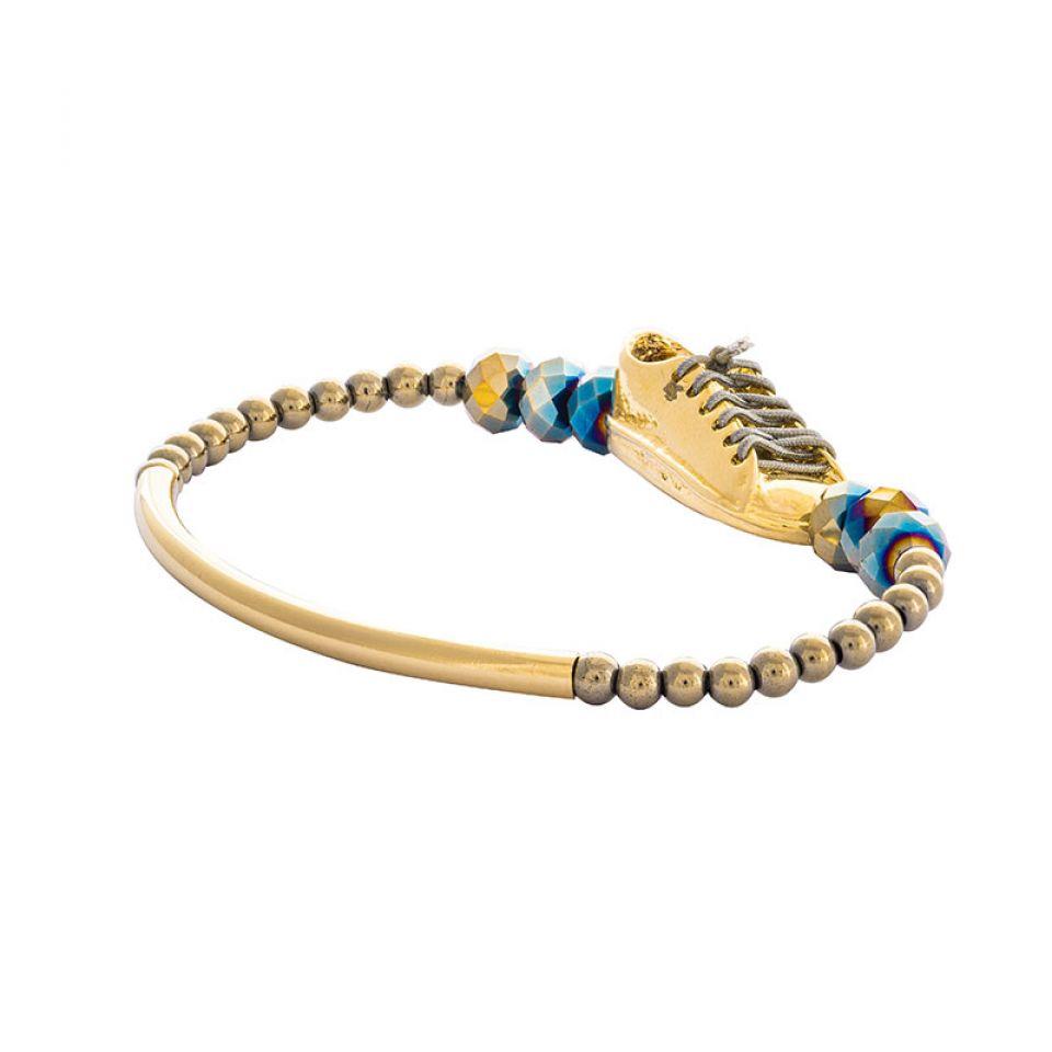 Bracelet Cours Toujours Dore Dore Taratata Bijoux Fantaisie en ligne 3