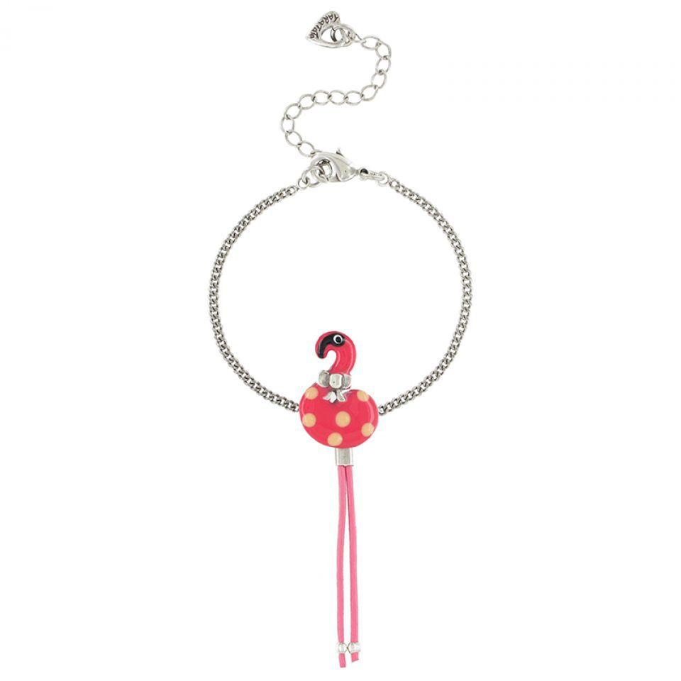 Bracelet Tarachou Rose Taratata Bijoux Fantaisie en ligne 1