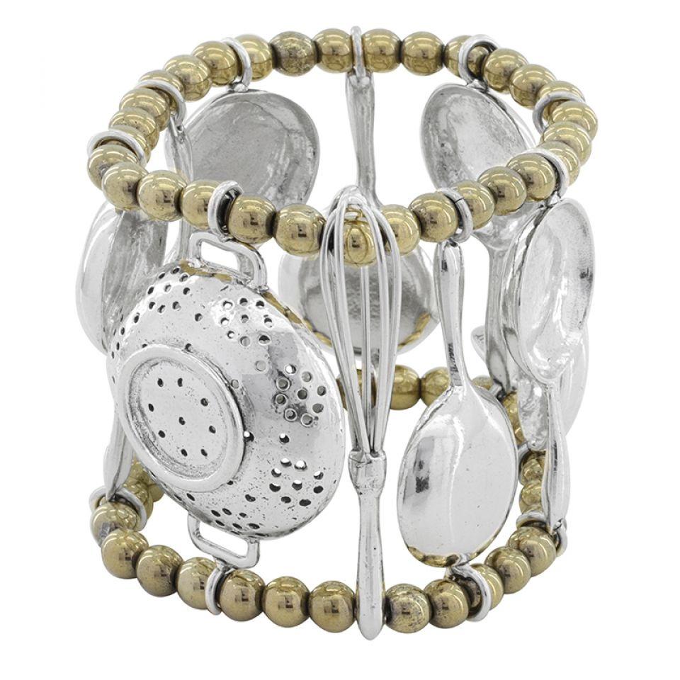 Bracelet Trois Etoiles Argent Argent Taratata Bijoux Fantaisie en ligne 3