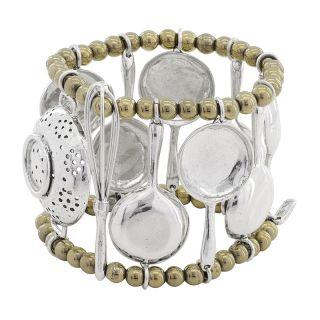 Bracelet Trois Etoiles Argent Argent