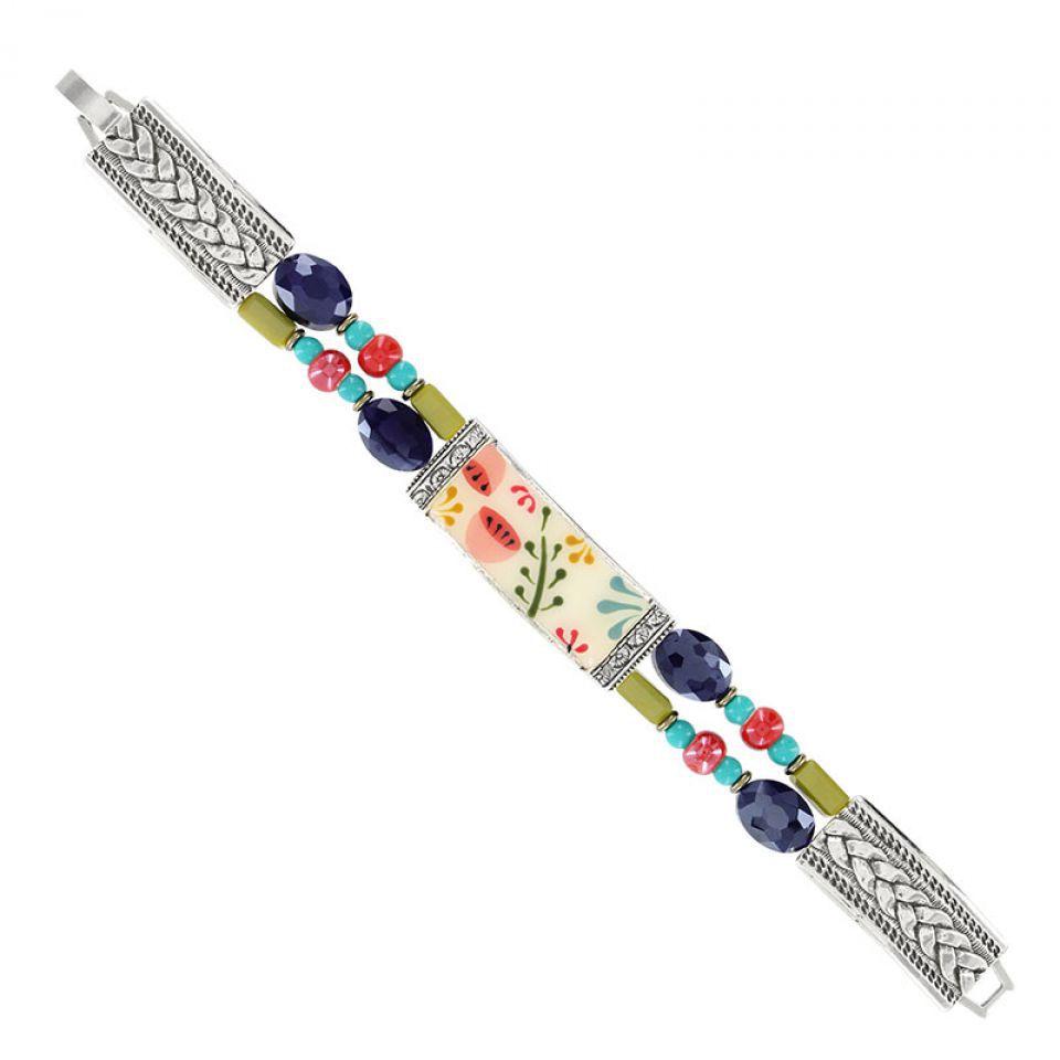 Bracelet Vagabonde Argent Multi Taratata Bijoux Fantaisie en ligne 4