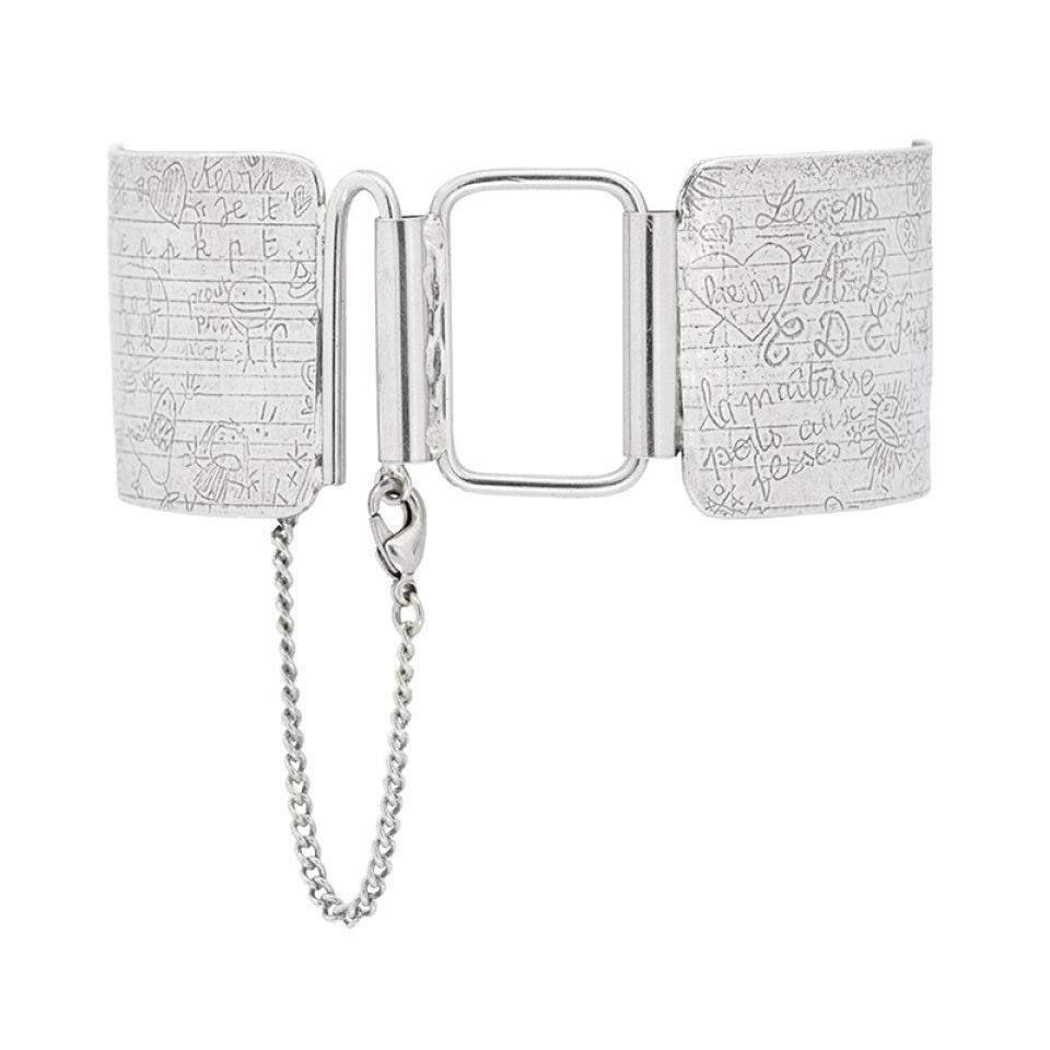 Bracelet Vive La Recre Argent Multi Taratata Bijoux Fantaisie en ligne 3