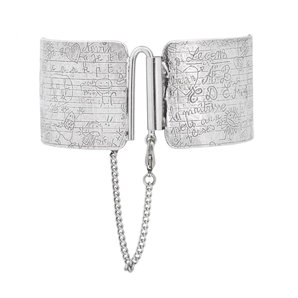 Bracelet Vive La Recre Argent Multi Taratata Bijoux Fantaisie en ligne 4