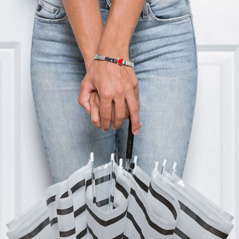 Bracelet Vol Au Vent Argent Multi Taratata Bijoux Fantaisie en ligne 2