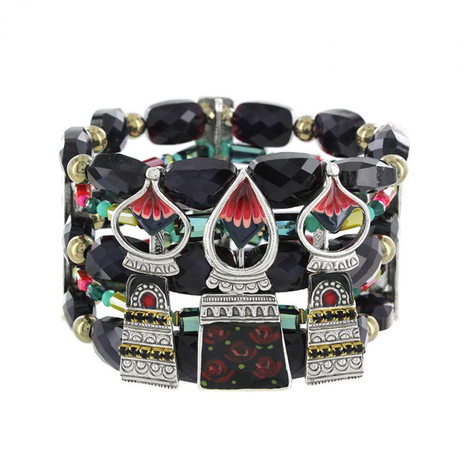 Bracelet Volga Argent Multi Taratata Bijoux Fantaisie en ligne 1