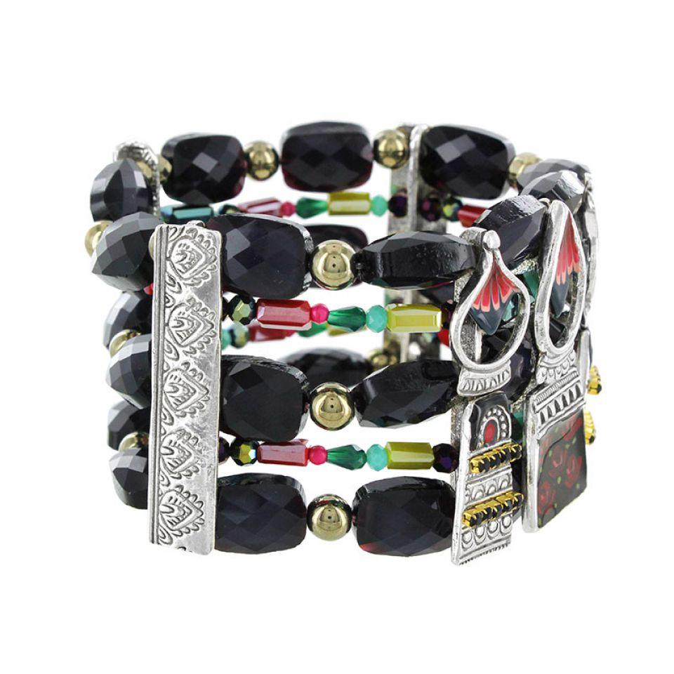 Bracelet Volga Argent Multi Taratata Bijoux Fantaisie en ligne 3