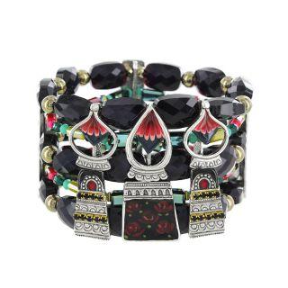 Bracelet Volga Argent Multi