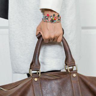 Bracelet Week-end Argent Multi