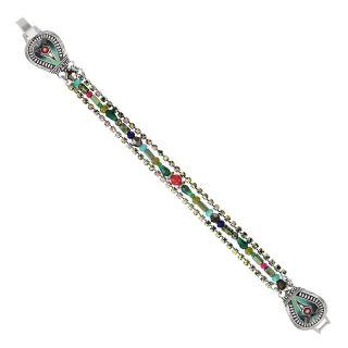 Bracelet Zamba Argent Multi