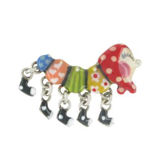 Broche Tarachou Multi