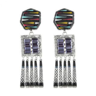 Clips Art Ensemble Argent Multi