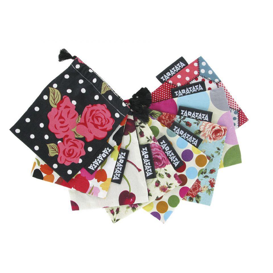 Dormeuses Kimono Argent Multi Taratata Bijoux Fantaisie en ligne 3