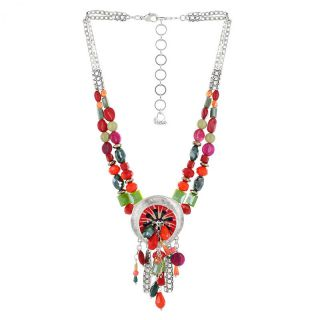 Collier Chili Argent Multi