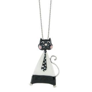Collier Smart Cat Noir