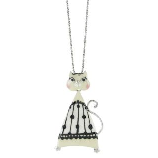 Collier Smart Cat Ivoire