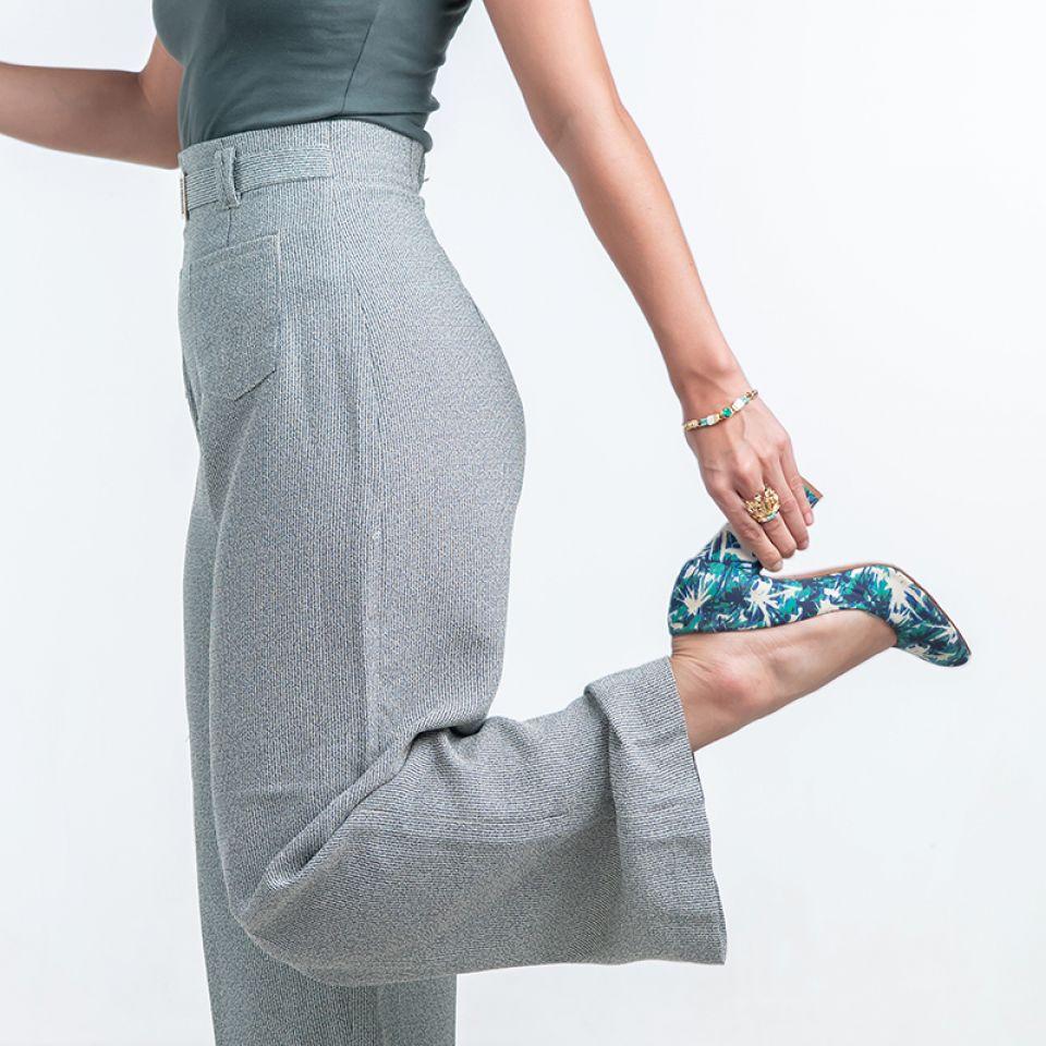 Bague Joli Joli Dore Bleu Taratata Bijoux Fantaisie en ligne 2