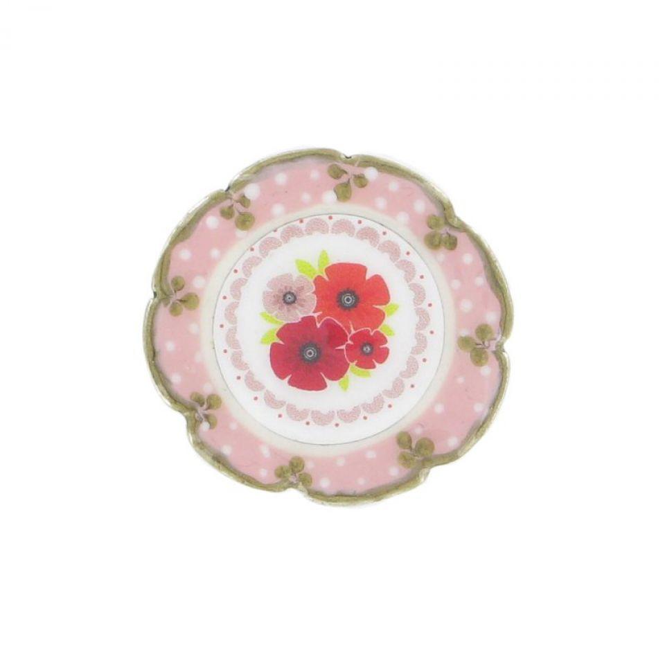 Bague Scene De Menage Rose Taratata Bijoux Fantaisie en ligne 1