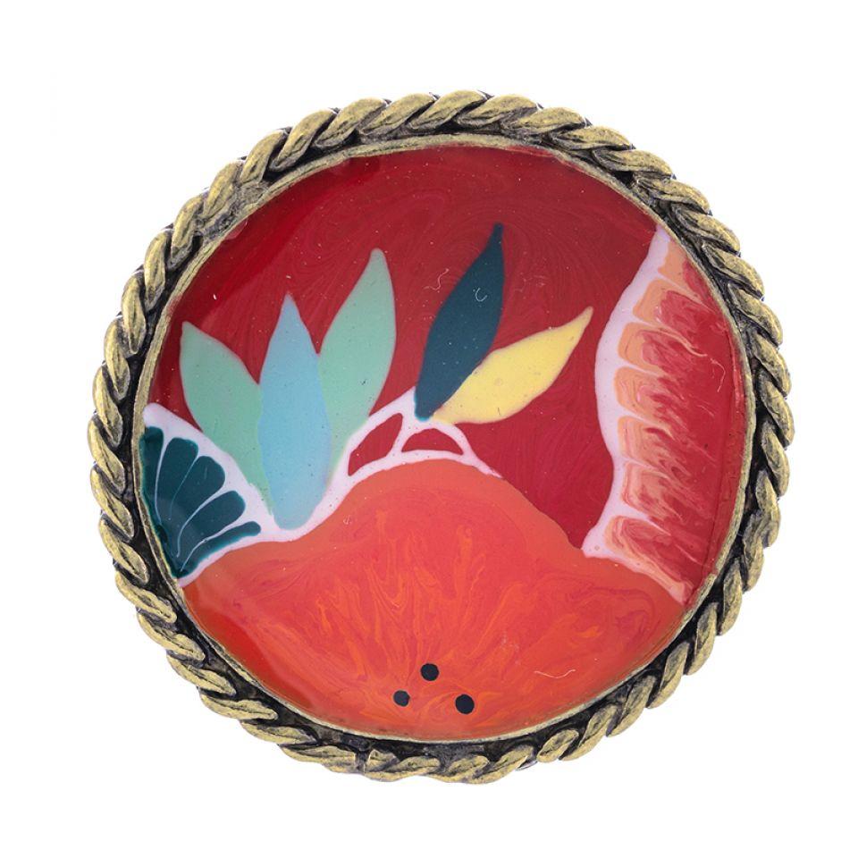 Bague Sombrero Bronze Multi Taratata Bijoux Fantaisie en ligne 3