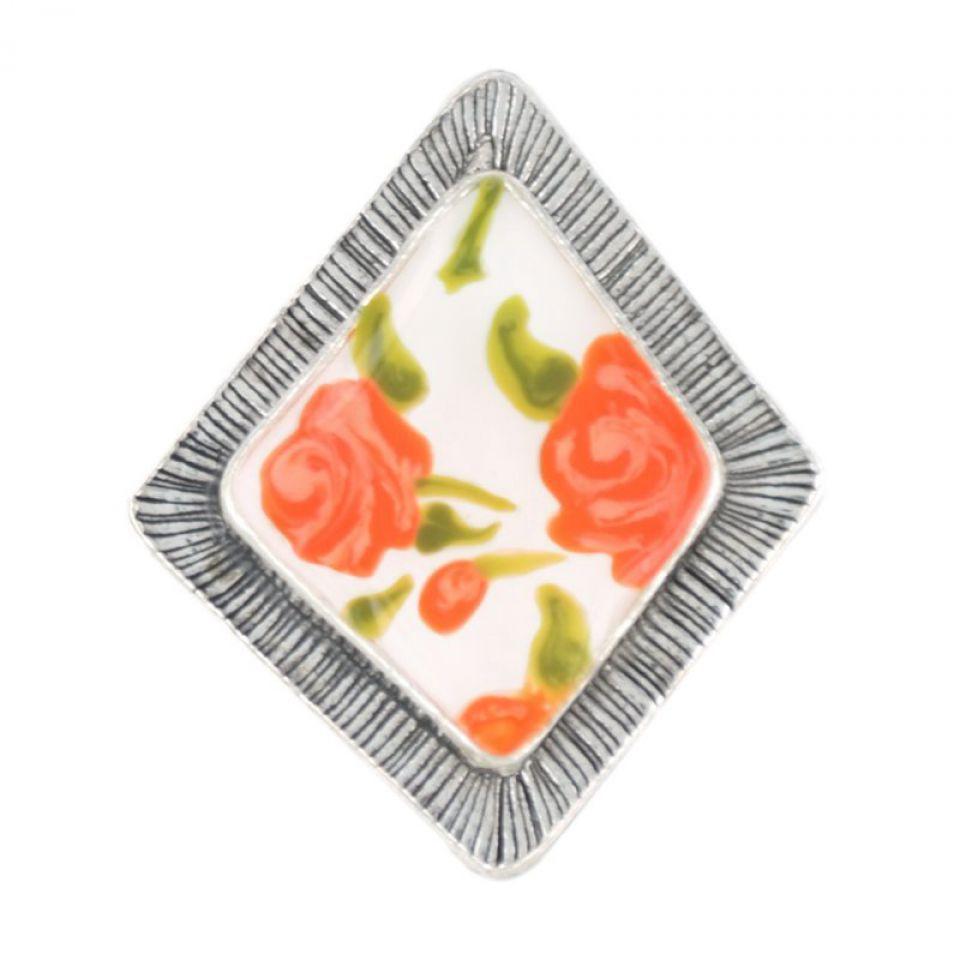 Bague Tarabea Blanc Taratata Bijoux Fantaisie en ligne 1