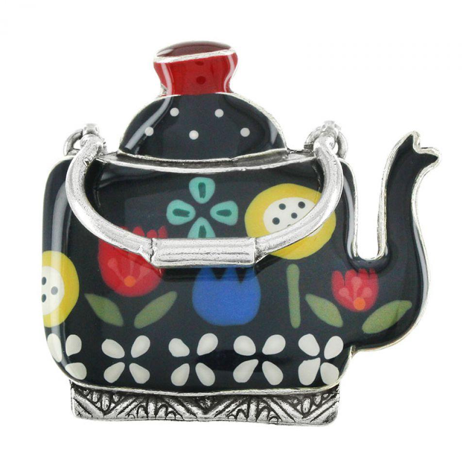 Bague Tea For Two Argent Multi Taratata Bijoux Fantaisie en ligne 2
