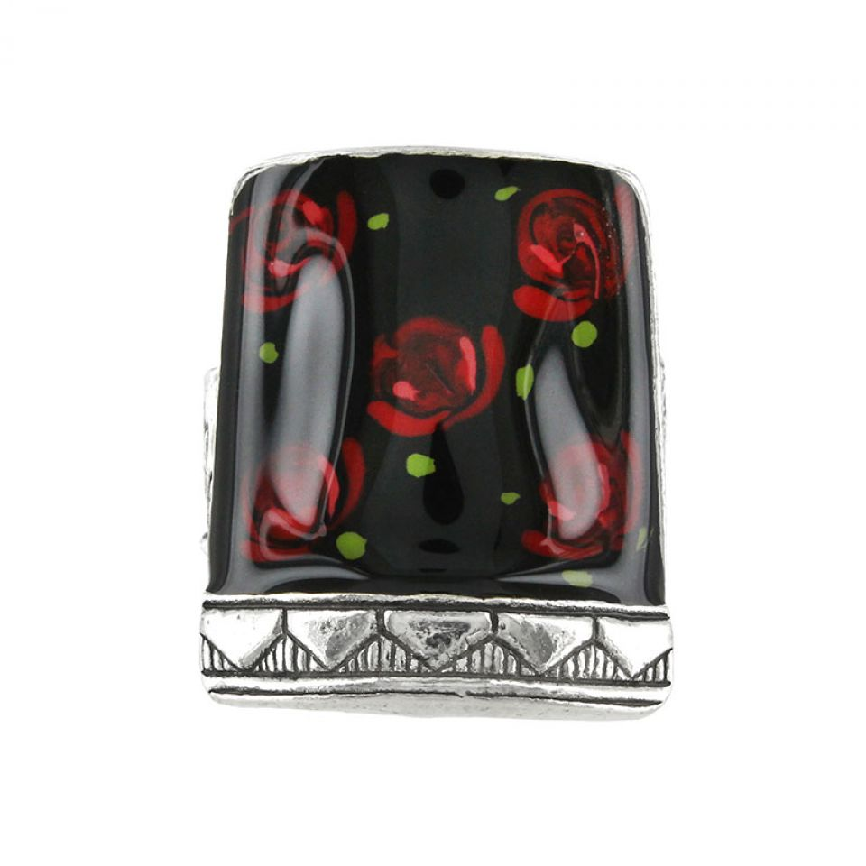 Bague Volga Argent Multi Taratata Bijoux Fantaisie en ligne 1