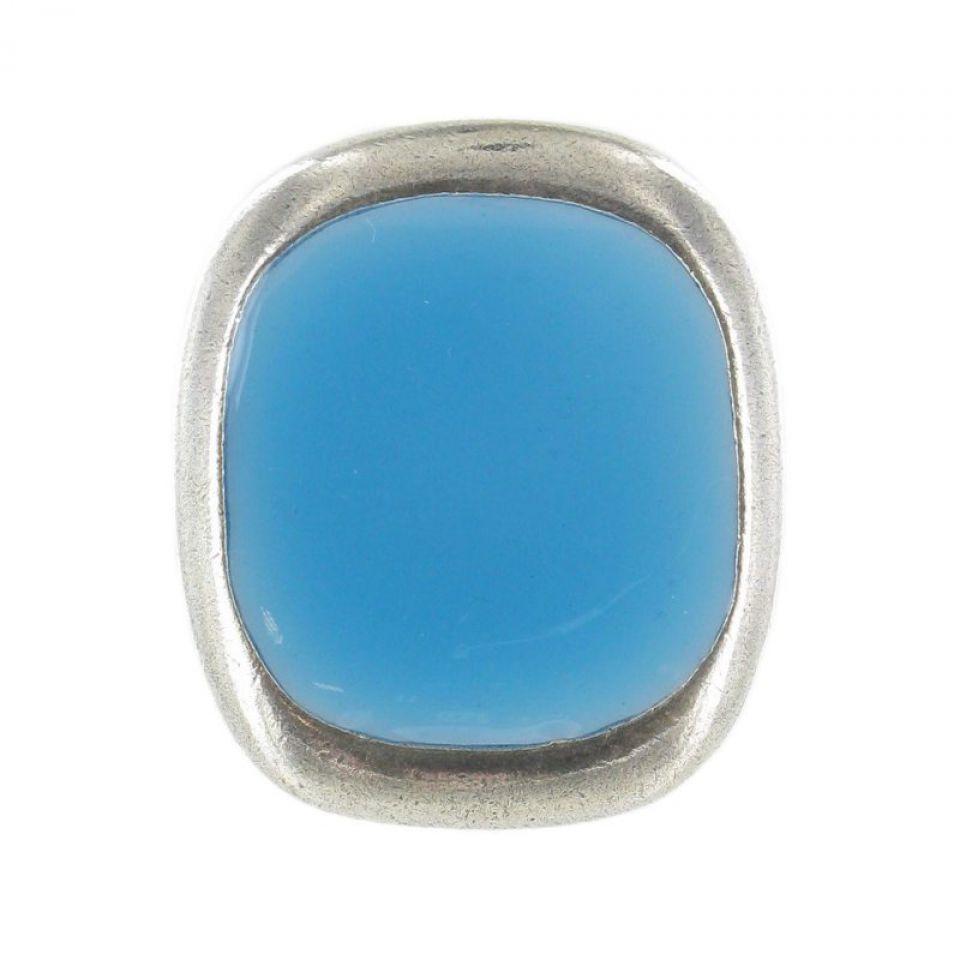Bague Les Classiques Bleu Taratata Bijoux Fantaisie en ligne 1