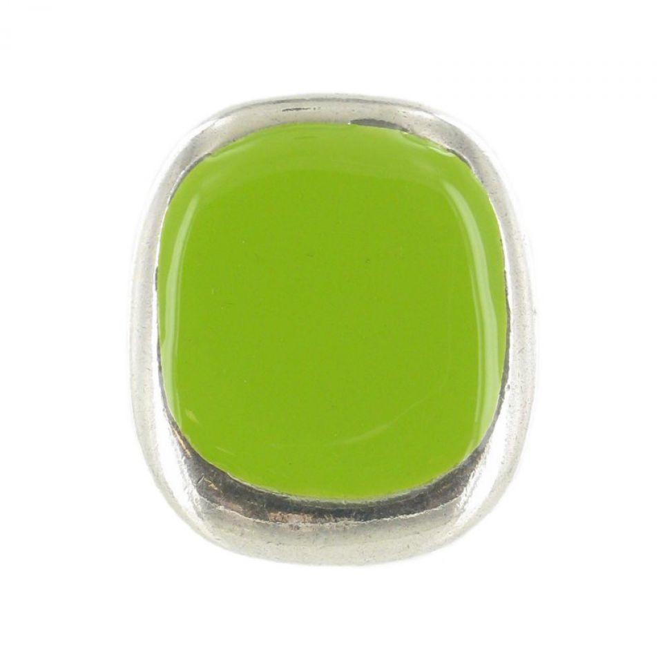 Bague Les Classiques Vert Taratata Bijoux Fantaisie en ligne 1