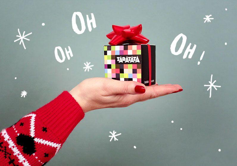 The Christmas box !