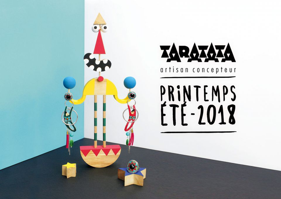 Collection printemps été 2018